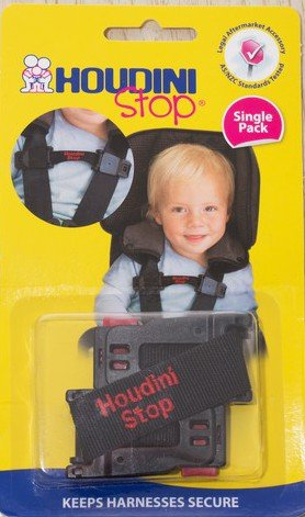 Houdini Stop Car Seat Chest Clip For Babies, Infants & Toddlers, Keep Your...