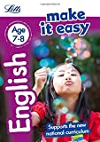 img - for Letts Make It Easy Complete Editions   English Age 7-8: New Edition book / textbook / text book