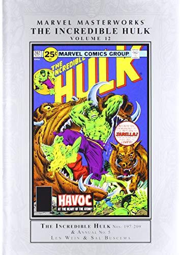 (Marvel Masterworks: The Incredible Hulk Vol. 12 (Marvel Masterworks: The Incredible)