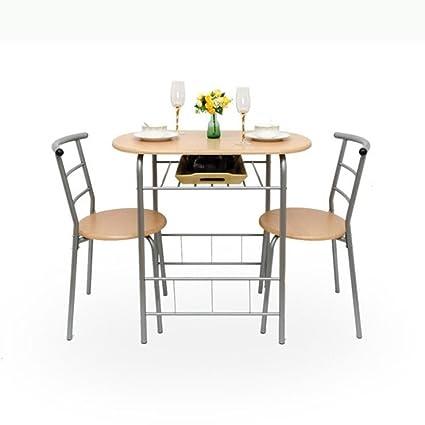 Ajustable Mesas Plegables y sillas Pareja Mesa y Silla de ...