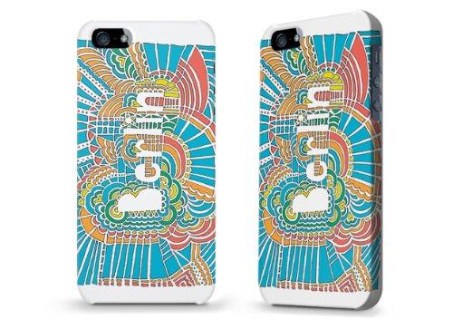 """Hülle / Case / Cover für iPhone 5 und 5s - """"Berlin"""" von Kaitlyn Parker"""