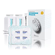 Recommended for: All skin types (Contains egg) Does NOT Include: Parabens, Mineral Oils, Artificial Coloring, Alcohol Which ingredients will help my skin? Diamond Powder - Effective fore skin brightening Albumin - An ingredient found in egg w...