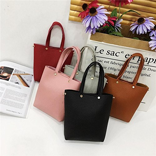 With Shoulder Bags Bag Shoulder color Crossbody TOOPOOT Saddle Pink Deals amp;Handbag Corssbody Women Clearance Bags Pure qwSzBPgFxn