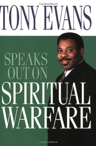 Download Tony Evans Speaks Out On Spiritual Warfare PDF