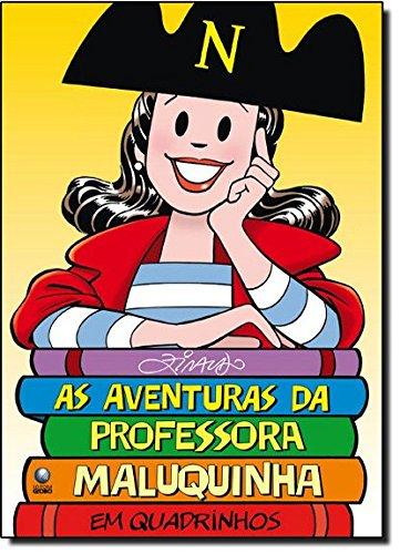 As Aventuras da Professora Maluquinha em Quadrinhos