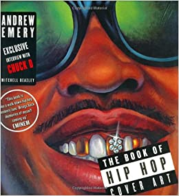 amazon the book of hip hop cover art andrew emery rap