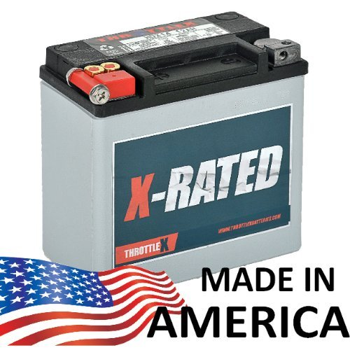 ADX14 - Replacement Motorcycle Battery ()