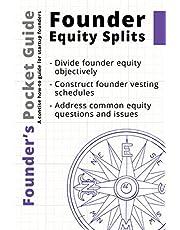 Founder's Pocket Guide: Founder Equity Splits