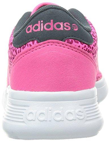 adidas Lite Racer W, Zapatillas de Deporte Interior para Mujer Rosa