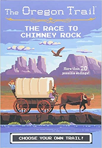 Oregon Trail (Tales of the Wild West Book 1)