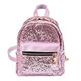 Desigual Women Bags Backpack LuluZanmWomen Fashion School Style Sequins Travel Satchel