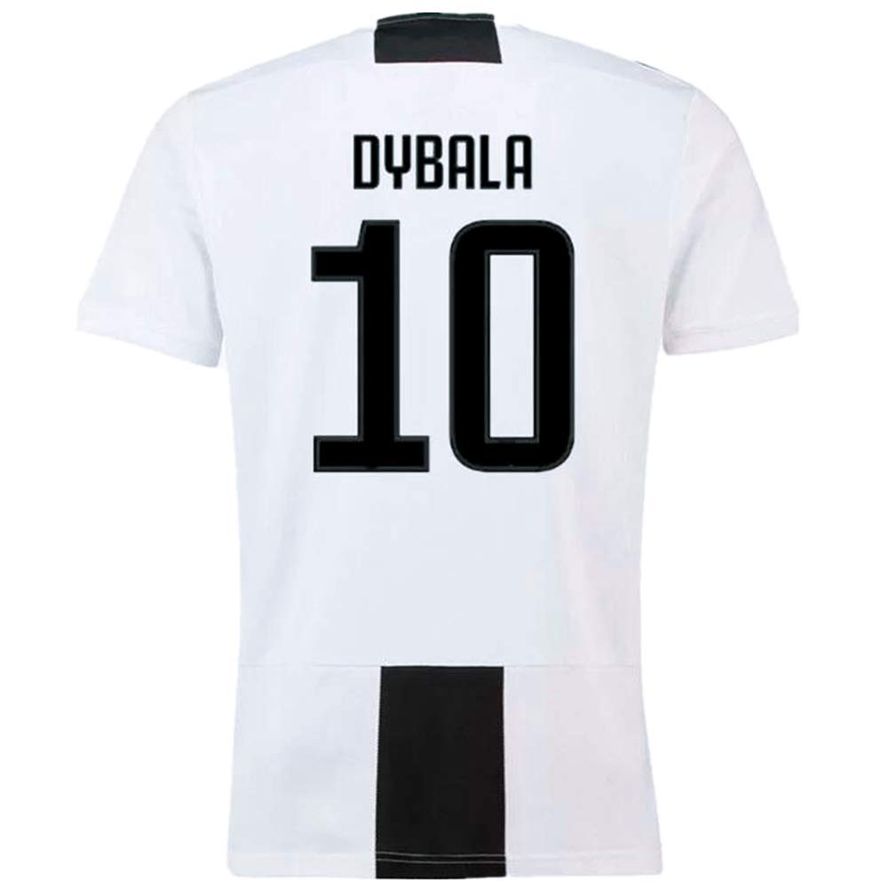 wholesale dealer 21507 eb899 Amazon.com: Paulo Dybala 10 Juventus 2018-2019 Home Men's ...