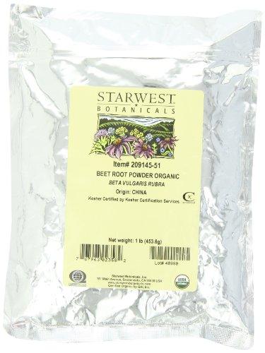 Starwest Botanicals Powder Organic 1 Pound product image