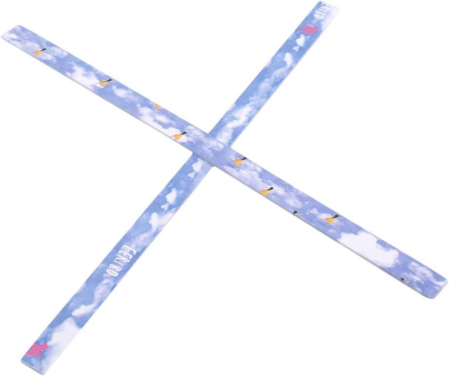 GloryMM Stars Paper Strip Cartoon Origami Lucky Stars DIY Handmade Making Craft Decoration Paper Strips,Floral
