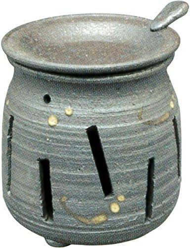 茶香炉 : 常滑焼 焜清 茶香炉・エ38-07