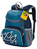Jack Wolfskin Little Joe Small Daypack for Preschool & Kindergarden Celestial Blue