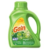 Ultra Gain 12784 50 Oz. 2X Original Liquid Fresh Laundry Detergent (Case of 6)