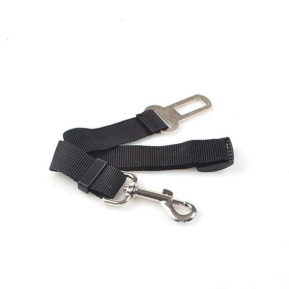 SONGQISB Arnés del cinturón de Seguridad Clip del cinturón Perro ...