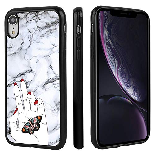 Ultra Slim iPhone Xr Case Anti-Scratch Resistant Full Protective Case for iPhone Xr Thin Sleek Cover - New Dishcloth