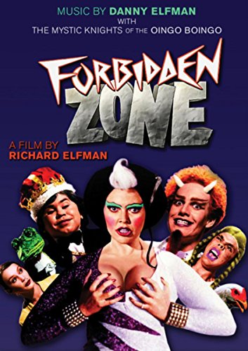 Forbidden Zone Original Motion...