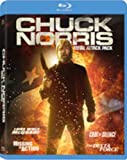 Chuck Norris Total Attack Pack Blu-ray