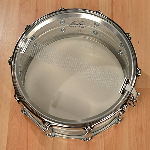 Ludwig LM405K 6.5X14 HAMMERED ALUMINUM ACROLITE SD 14 x 6.5 in. by Ludwig (Image #5)