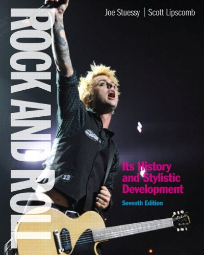 Rock and Roll: Its History and Stylistic Development (7th Edition) ()