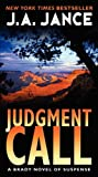 Judgment Call, J. A. Jance, 006173280X