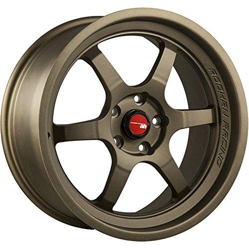 (Aodhan Wheels AH-08: 18x8.5, 5x100, 73.1, 35, (Bronze))