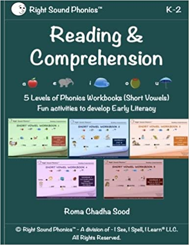 Build Reading & Comprehension - I See, I Spell, I Learn®: 5 Levels ...