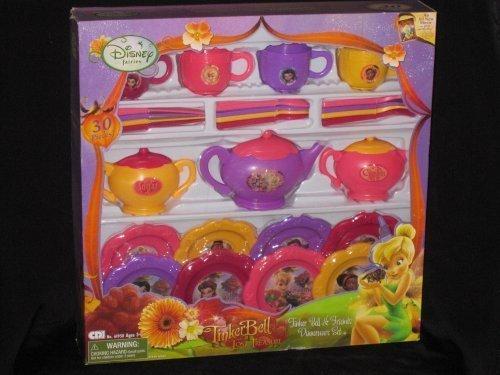 Tinkerbell And Friends Silvermist Costume (Disneys Tinkerbell Dinnerware Set Teapot Tea Set 30 Pieces)