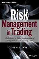 Risk Management in Trading Front Cover