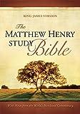 Matthew Henry Study Bible-KJV, , 159856546X