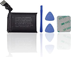 Swarking Replacement Battery Compatible with A1761 Apple iWatch Smart Watch Series 2 Smartwatch 42mm with Toolkit