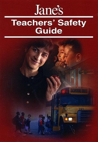 Jane's Teachers Safety Handbook (Security Handbooks)
