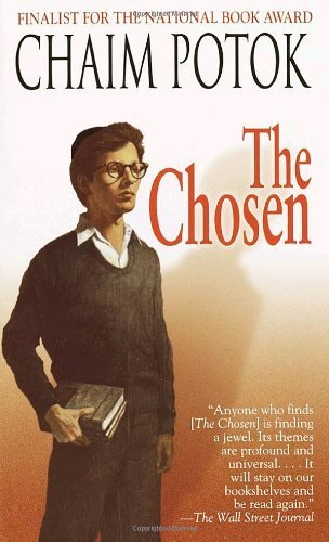 an analysis of the chosen by chaim potok Examining religious identity through literature: the chosen by chaim potok eva van loenen english, university of southampton this article will examine religious identity through the orthodox and hasidic jewish communities, far removed medium of literature, taking chaim potok's the chosen as a from the secular worlds of his esteemed colleagues.