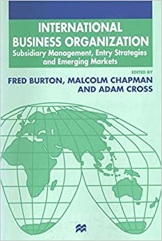 managing international business in emerging economies management essay International business management & emerging markets examines the  sales  planning and forecasting, and evaluate approaches to managing a sales team   your modules are assessed with a mixture of exams, essays and presentations.