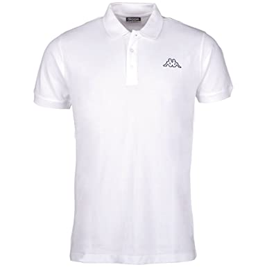 online store 6c7b7 23a42 Kappa Peleot Polo Shirt, Men, Polo Peleot Shirt, White, S ...