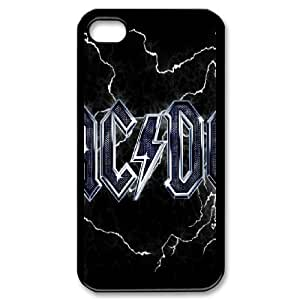 Custom Case ACDC for iPhone 4,4S D3S8238700