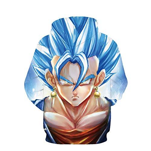 Capuche Dragon Ball 36 À Jandz 1 Set Sweats Color I5qwdw1