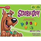 Betty Crocker Fruit Snacks Scooby Doo, 10-Count, 226 Gram