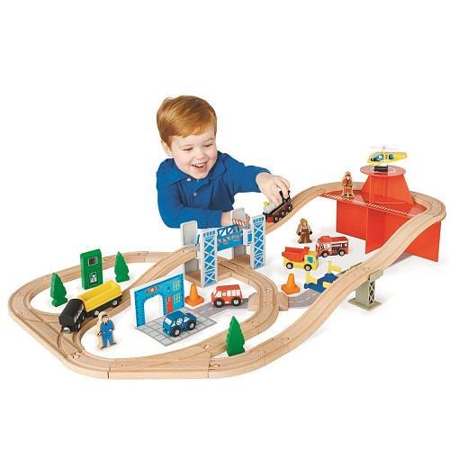 Train Elevated (Imaginarium Rescue Train Set)