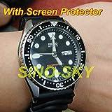 [3-Pcs] For Seiko SKX007/SKX009 Watch Screen