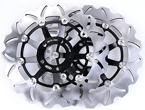 Racing Sport Motorcycle Bearing brake rotor disc Fit for Suzuki GSXR 750 88-95