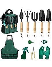 EIVOTOR Trädgårdsverktyg Set