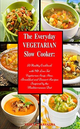 Everyday Vegetarian Slow Cooker Mediterranean ebook product image
