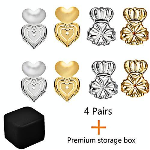 Jewelry Finding Earring Backs & Findings