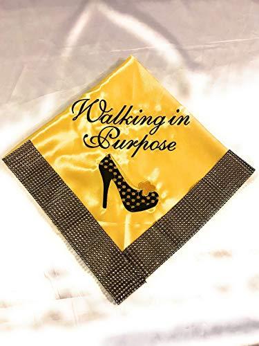 Women's Church Lap Scarves Personalized Lace Handkerchief Rhinestones Lap Cloth
