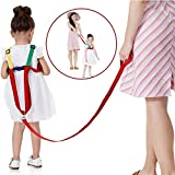 Suntapower Anti-lost Backpack,2 in 1 Baby Walking Safety Harness Reins Toddler Leash for 0-5 years Kids (Yellow/Green)