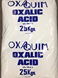 Oxalic Acid 99.6% Min. Purity 55lb Bag